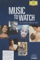 Music to Watch [DVD]