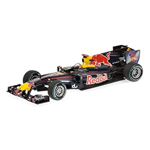 PMA 1/43 Red Bull Racing Renault RB6 アブダビGP 2010#5 完成品