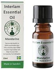 Interlam Essential Oil マンダリン 10ml