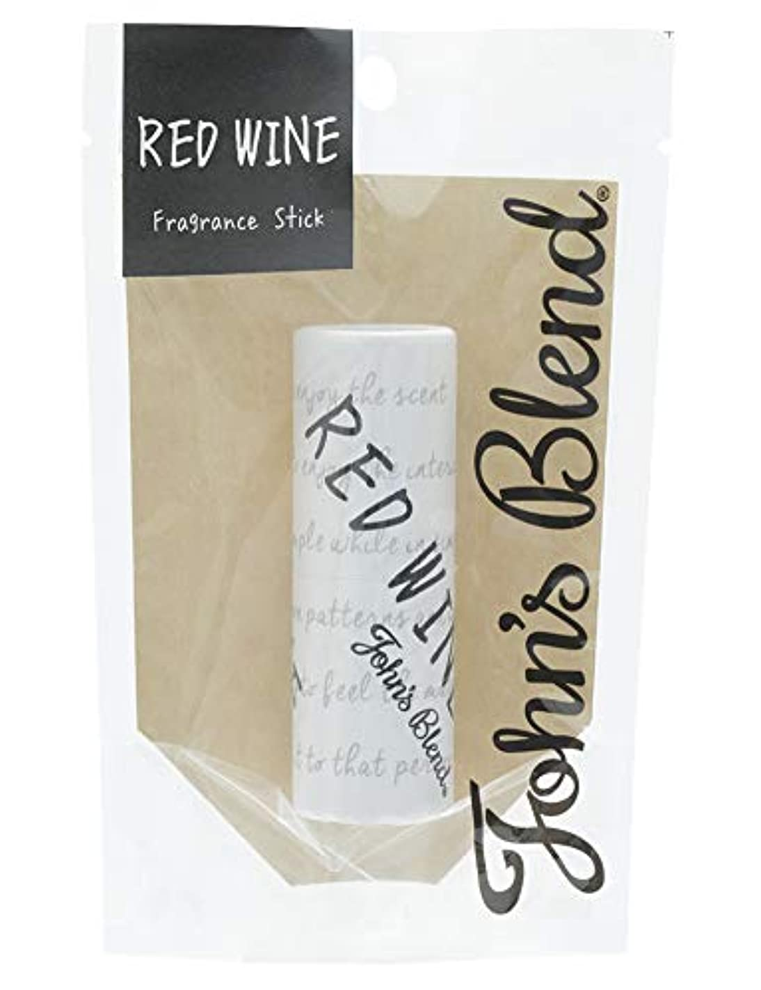 ストッキング愛人ピッチャーノルコーポレーション 練り香水 JohnsBlend フレグランススティック レッドワインの香り OZ-JOD-3-3