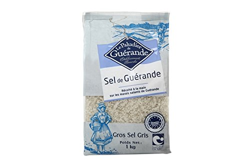 ゲランドの塩 あら塩 1Kg