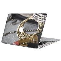 MacBook Pro Retina 13 インチ (Late2012 ~ Early2015) 専用スキンシール マックブック 13inch 13インチ Mac Book ノートブック ノートパソコン カバー ケース フィルム ステッカー アクセサリー 保護 ジャンル ラグジュアリー メイク お洒落 000949