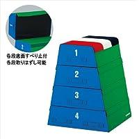 EVERNEW(エバニュー)フォームとび箱4段80cm/EKF327