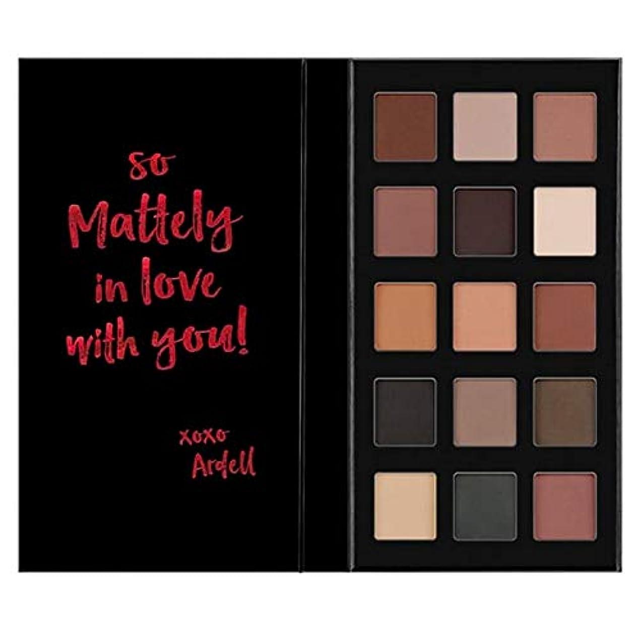 [Ardell] Ardell美のプロアイシャドウパレットマット - Ardell Beauty Pro Eyeshadow Palette Matte [並行輸入品]