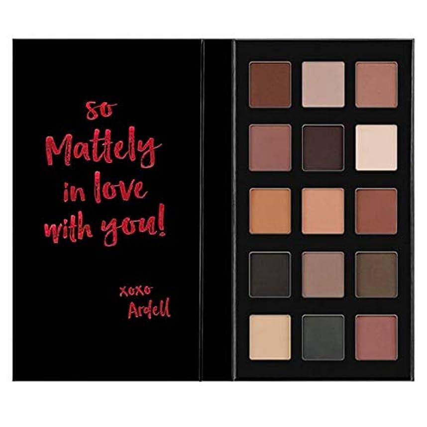 材料アレルギー郵便[Ardell] Ardell美のプロアイシャドウパレットマット - Ardell Beauty Pro Eyeshadow Palette Matte [並行輸入品]