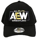 AEW Logo New Era 9forty ベースボールキャップ [並行輸入品]
