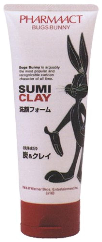 修羅場細菌媒染剤熊野油脂 バックスバニー 炭&クレイ洗顔フォーム 130g