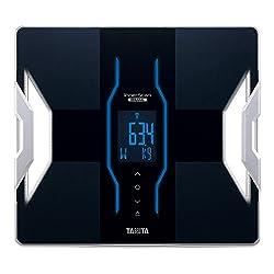タニタ 体組成計 インナースキャンデュアル RD-902-BK(ブラック) 世界初の筋質点数表示/iPhone・Androidアプリで健康管理