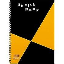 マルマン スケッチブック 図案シリーズ A4 画用紙  S131 10冊パック