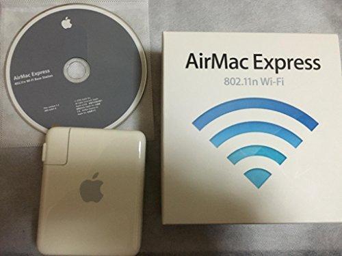 アップルコンピュータ AirMac Express ベースステーション with Air Tunes MB321J/A