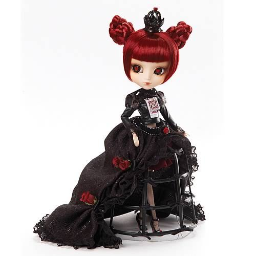 Queen Pullip/Lunatic (the lunatic Queen)