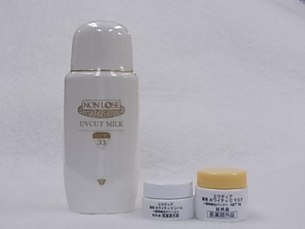 打倒精巧なの量Velman「UVカットミルク」サンプル付き