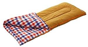 コールマン 寝袋 フリースイージーキャリースリーピングバッグ/C0 レッドチェック[使用可能温度0度] 2000026647