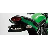アクティブ(ACTIVE) フェンダーレスキット ブラック Ninja650R 09-11/ER-6n 09-11/Ninja400R '11/ER-4n '11 LED仕様 1157073