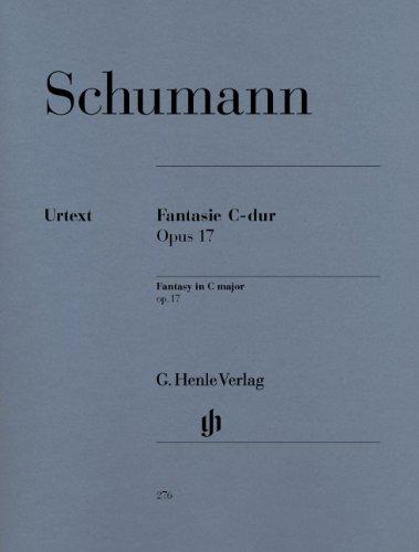 シューマン: 幻想曲 ハ長調 Op.17/ヘンレ社/原典版