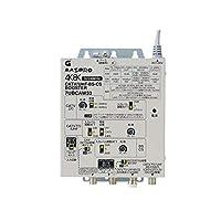 マスプロ電工 4K・8K放送(3224MHz)対応 CATV/UHF・BS・CSブースター 33dB型 7UBCAW33 【人気 おすすめ 】