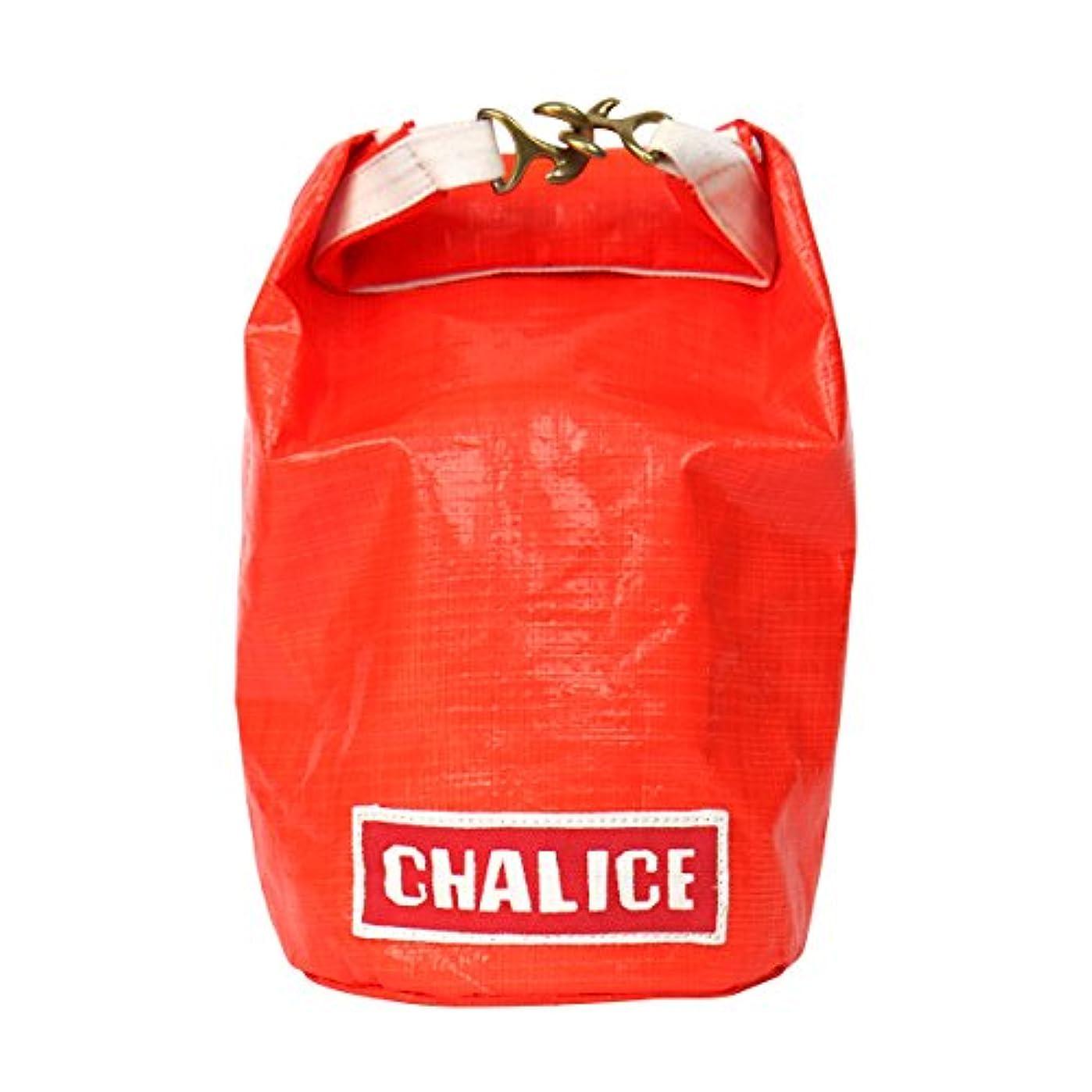 樫の木量でビュッフェ[CHALICE] チャリス ガスバッグ ショート Gas Bag Short (250-OD缶*2個) オレンジ