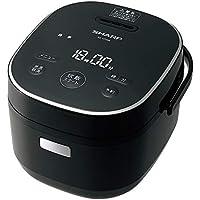 シャープ パン調理機能付き ジャー炊飯器 3合 ブラック KS-CF05B-B