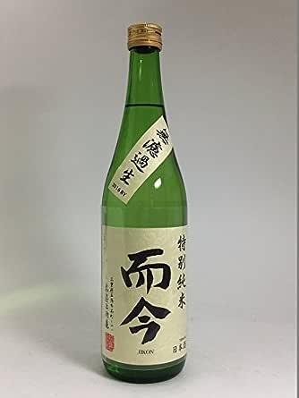 而今 特別純米 無濾過生 720ml