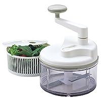 貝印 みじん切り 野菜 水切り器 NEWアットミジンII DH-0288