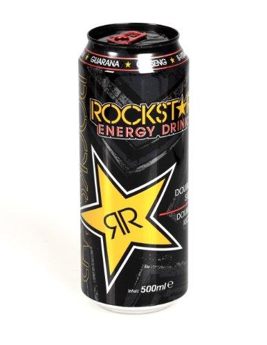 Rockstar Energy Drink (500ml) ロックスターエナジードリンク( 500ミリリットル)