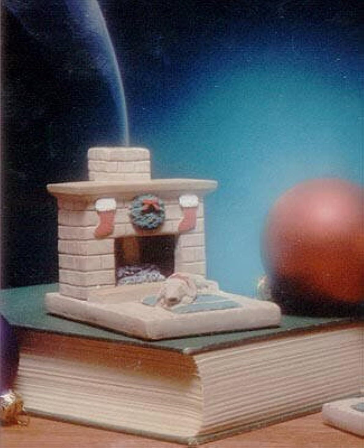 全部関与する有罪Holiday国Hearth子犬Burner with松の天然木製お香 – Incienso De Santa Fe