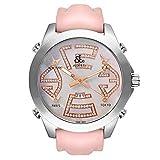 [ジェイコブ] JACOB&CO. 5タイムゾーン 腕時計 ウォッチ シルバー ステンレススチール(SS) JC105 [並行輸入品]