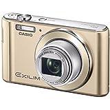 CASIO デジタルカメラ EXILIM EX-ZS190GD 広角24mm 光学12倍ズーム プレミアムオート 1610万画素 ゴールド