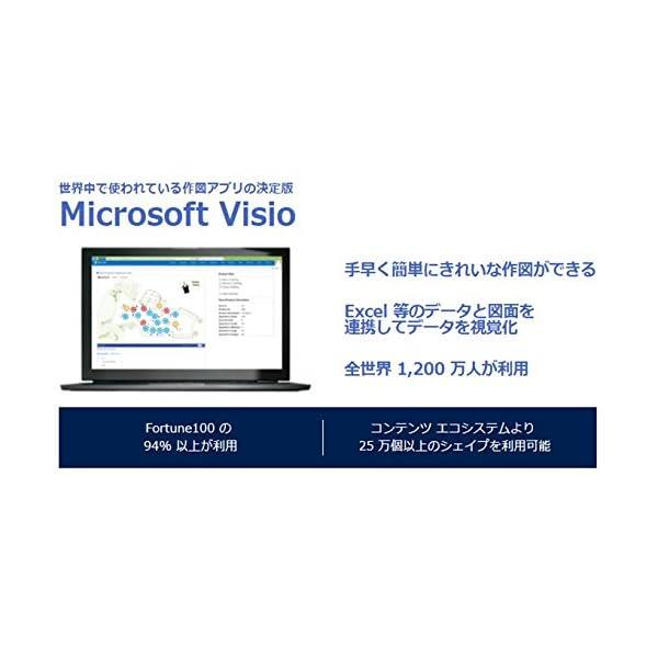 Microsoft Visio Profess...の紹介画像3