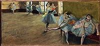 Degas Ballerinas Wooden Jigsaw Puzzle