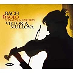 ヴィクトリア・ムローヴァ独奏 Bach: 6 Solo Sonatas & PartitasのAmazonの商品頁を開く
