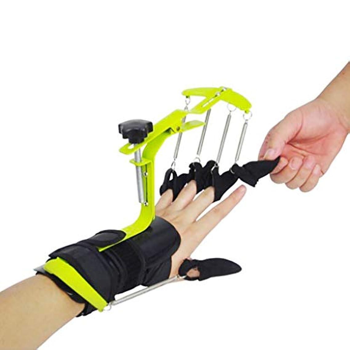 氷リハーサル消防士動的装具多機能アジャスタブルアルミサポートエクステンション矯正関節炎マレットフィンガーナックルブレース捻挫フィンガートレーナー大人用