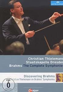 Complete Symphonies & Discovering Brahms [DVD] [Import]