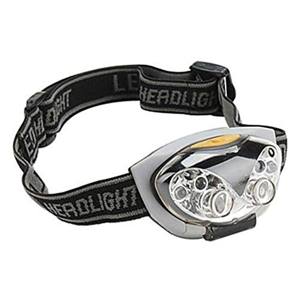 チャネル脳スクリーチErosttd ヘッドランプ防水LEDヘッドランプモード軽量ヘッドライトランニング、ハイキング、狩猟、釣り、キャンプ用