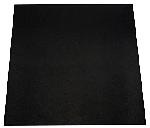 WAKI ゴムシート 0.5X200X200mm 黒 GS-03