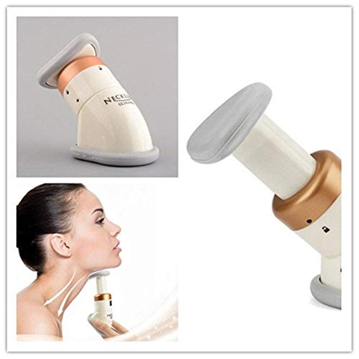 フェイスマッサージャー Ggorw 顎マッサージャー あごネックマッサージ 二重あご解消 薄い顎ダブル 顎を減らす 3スプリングス 軽量 便利