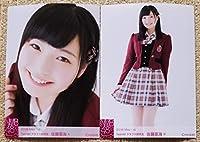 NMB48 [佐藤亜海] 月別ランダム生写真 2018 May-rd 5月 2種 コンプ