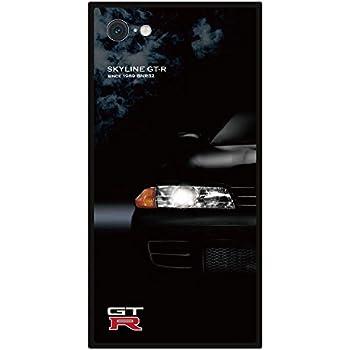 GT-R スクエア型iPhoneケース for BNR32 (iPhone7/8)