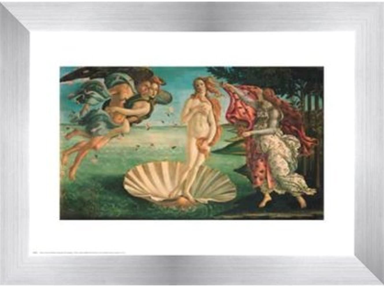 陸軍道徳の共産主義Birth of Venus by Sandro Botticelli – 10 x 8インチ – アートプリントポスター LE_28409-F9935-10x8