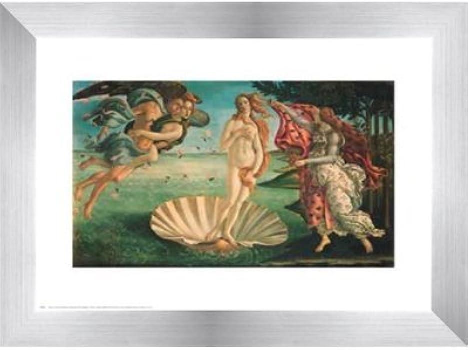 ゆでる残酷な拮抗するBirth of Venus by Sandro Botticelli – 10 x 8インチ – アートプリントポスター LE_28409-F9935-10x8