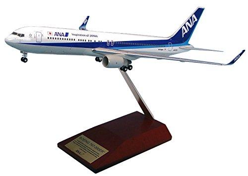 全日空商事 1/200 B767-300ERJA624A ウイングレット付 完成品 (ギアつき)