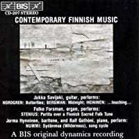 フィンランド現代音楽集 [Import](Contemporary Finnish Music)
