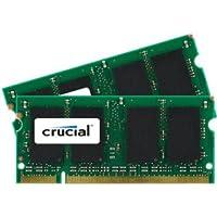 4GBキット( 2gbx2)アップグレードfor a Apple MacBook 2.0GHz Intel Core 2Duo (インテルGMA x3100グラフィックス)システム( ddr2pc2–5300, NON - ECC、)