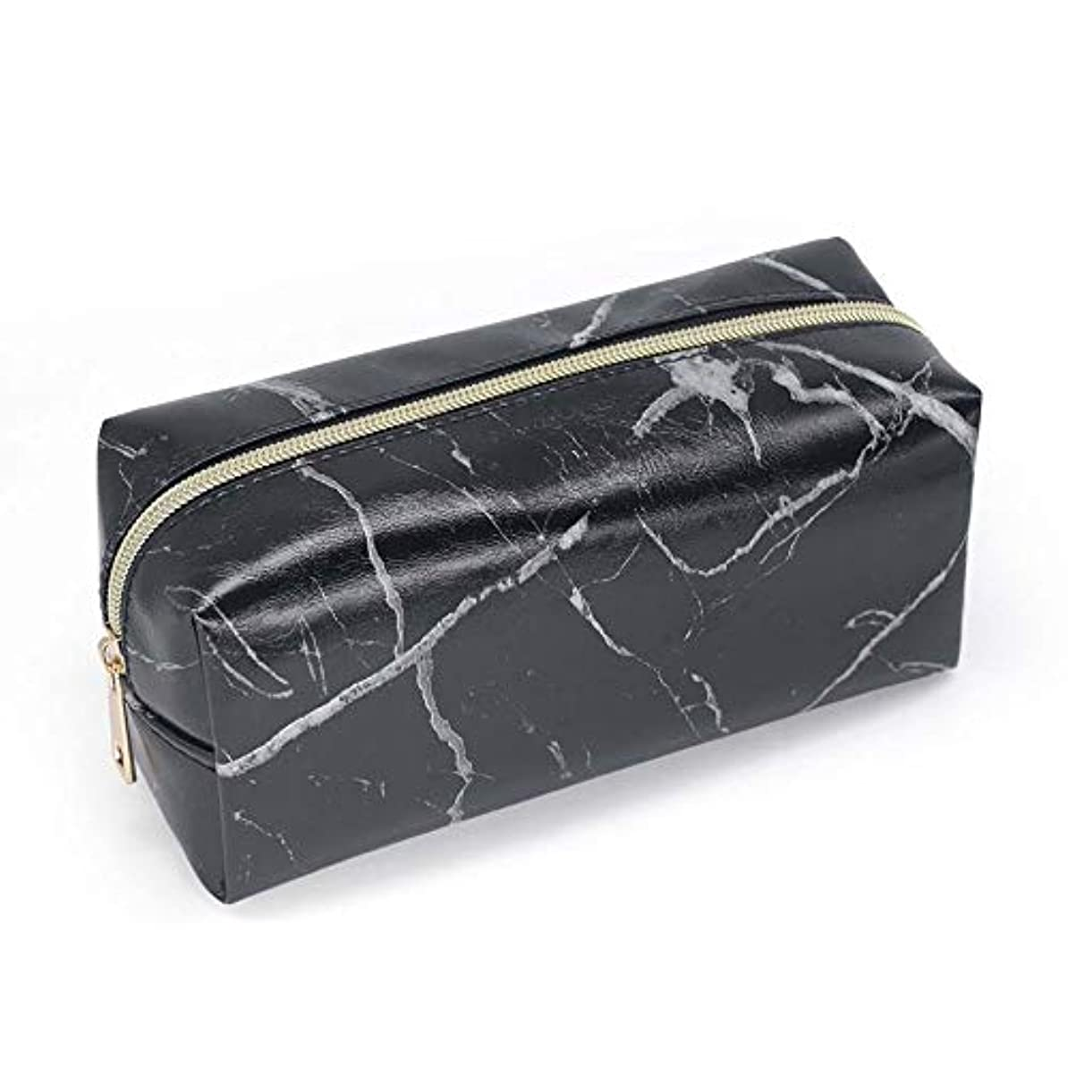 飛び込むかもしれない塩辛いTivivose 収納ケース メイクポーチ 大理石柄 大容量 化粧ポーチ コスメバッグ コスメポーチ メイクポーチ シンプル おしゃれ かわいい 化粧品 収納 雑貨 小物入れ