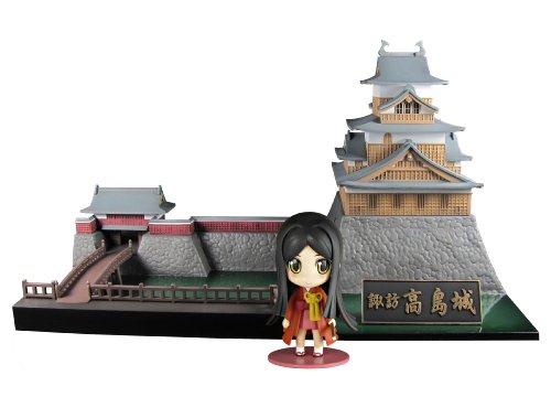 1/200 Castle Collection 諏訪高島城 ~諏訪姫セット~