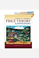 Price Theory and Applications 8th Edition ハードカバー
