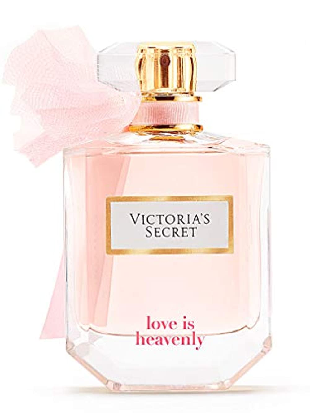 コイン悪用パトロールVictoria's Secret Love is Heavenly 100ml/3.4oz Eau De Parfum EDP Spray for Women