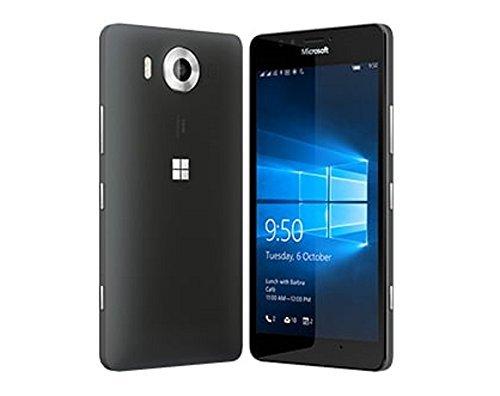 Microsoft Lumia 950 32GB DUAL SIM NAM RM-1118 GSM Factory Unlocked - US Warranty - Black by Nokia