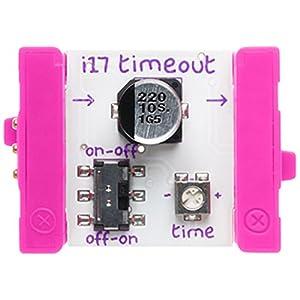 littleBits 電子工作 モジュール BITS MODULES I17 TIMEOUT タイムアウト