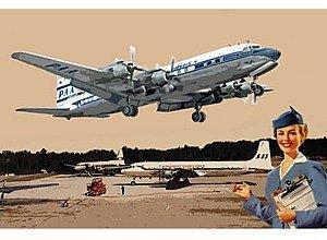 1/144 ダグラス DC−7C パンアメリカン航空